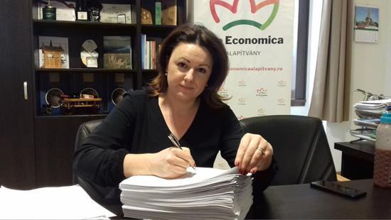 Megalapozatlannak nevezte Bukarest bírálatát az erdélyi gazdaságfejlesztő programot lebonyolító alapítvány ügyvezetője