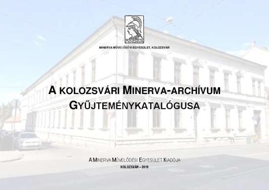 Köszönet a Minerva programjainak támogatásáért