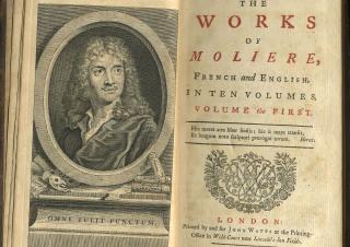Molière műveit minden bizonnyal maga Molière írta