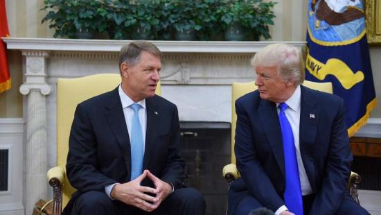 Donald Trump amerikai elnökkel ebédel Iohannis?