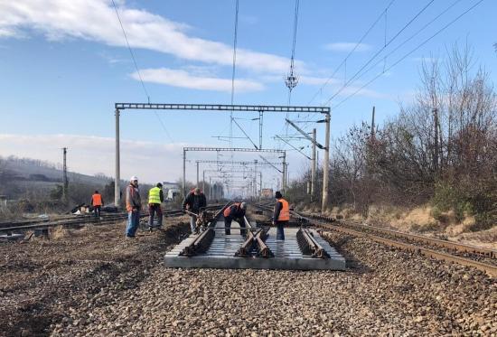 Épül Kolozsvár metropolisz övezeti helyiérdekű vasútvonala