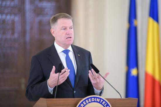 Iohannis: jót tesz a gazdaságnak az üzemanyag pótlólagos jövedéki adójának eltörlése