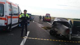Súlyos baleset az A1-es autópályán