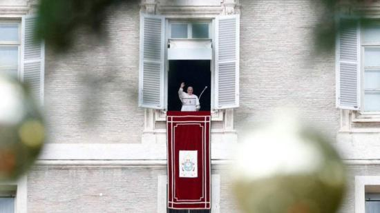 Ferenc pápa: a jócselekedetnek nincsen szüksége reklámra