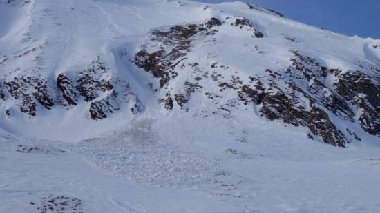 Megmenekült két turista a Fogarasi-havasokban