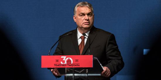 Temesvár 30 - Orbán: készen állunk egy új Közép-Európa felépítésére