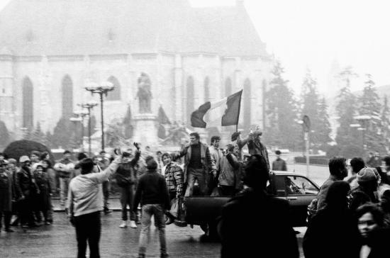 Kolozsvári forradalom, korabeli fotókon