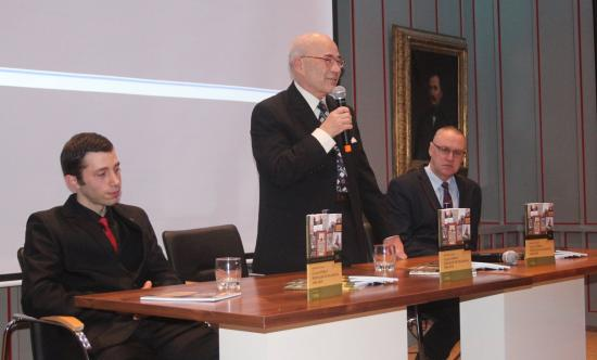 Gaal György fél évszázados irodalmi munkásságáról jelent meg kiadvány