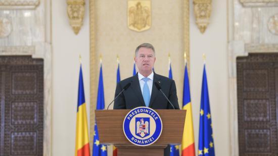 Iohannis a házelnökök leváltását szeretné