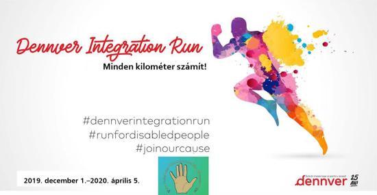 Integration Run: Minden kilométer számít!