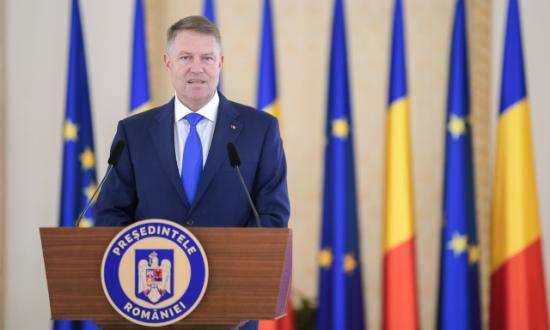 """Iohannis összefogást kért a """"normális Románia"""" felépítéséhez"""