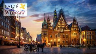 Wroclawban megkezdődött a 42. európai taizéi ifjúsági találkozó