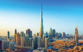 Különleges megoldások, 1,2 méteres kilengés: 10 éves a világ legmagasabb épülete