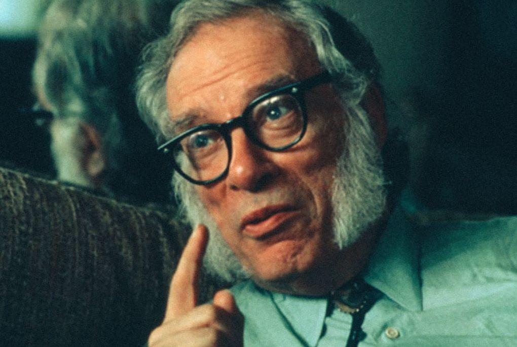 100 éve született Isaac Asimov