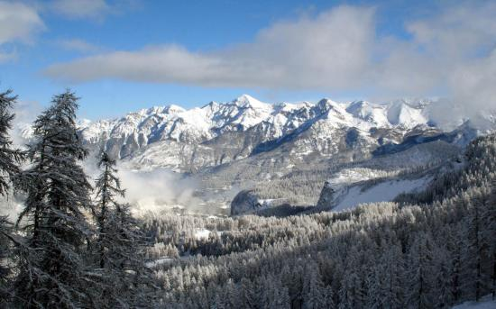 Marad a szélriadó a hegyekben