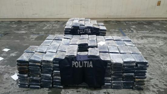 Három tonna drogot foglaltak le