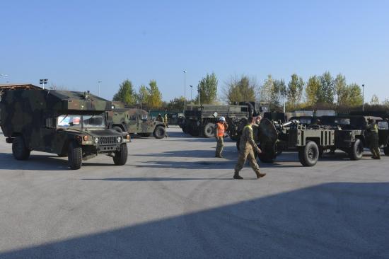 Mozgósították az olaszországi támaszpontokat Szulejmáni tábornok halálát követően
