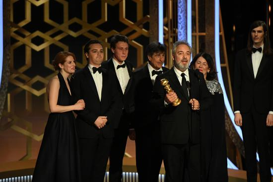 Golden Globe – Sam Mendes háborús filmje vitte el a fődíjat