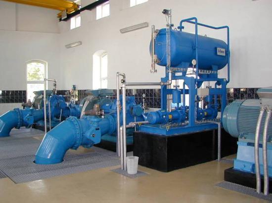 Új vízklórozókat építenek