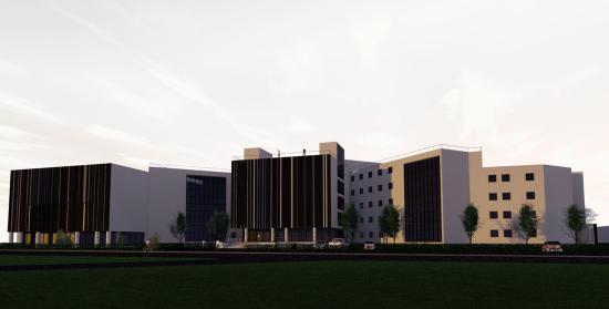 Célegyenesben a zeneakadémia új székhelyének építése