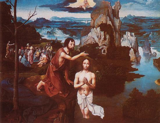 Vasárnap Urunk megkeresztelkedésének ünnepe