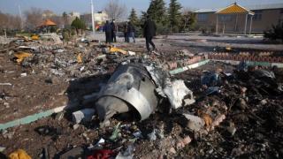 Forrong a népharag az ukrán utasszállító lelövése miatt