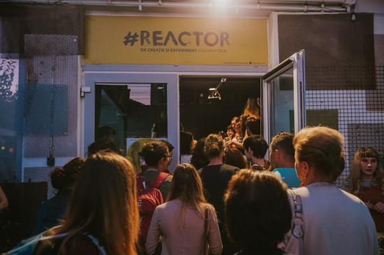 Évet értékelt a Reactor Egyesület