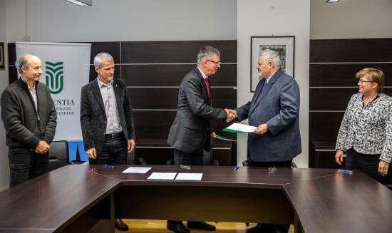 Együttműködési szerződést írt alá a Szegedi Tudományegyetem és a Sapientia