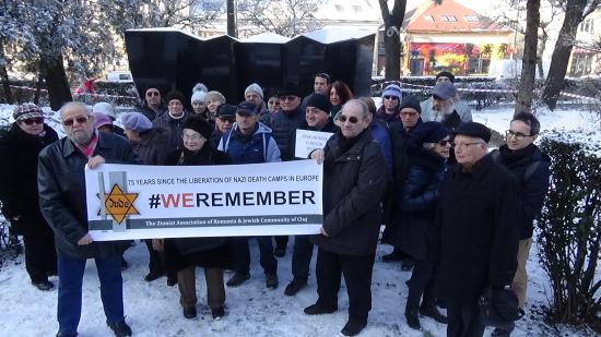 VIDEÓ - #WEREMEMBER – Fotókkal a Holokauszt Emléknapra