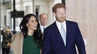 Harry herceg és Meghan hercegnő nem vesz részt a királyi család munkájában