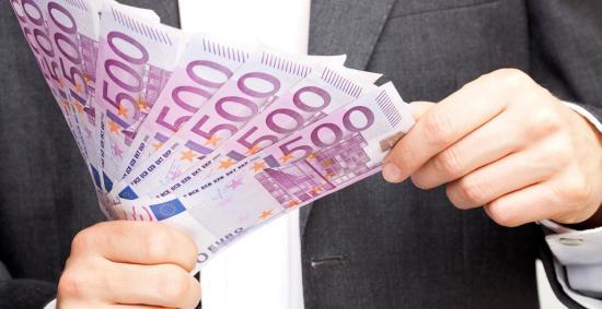 Hamis euró bankjegyek kerültek forgalomba