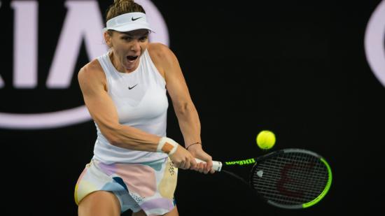Australian Open: Simona Halep a második fordulóban