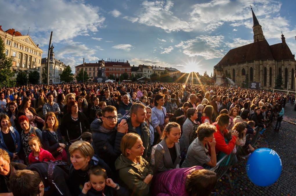 Előtérben az Untold, de szó volt a TIFF-ről, a Kolozsvári Magyar Napokról