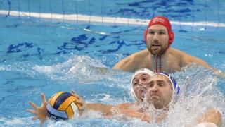 Vízilabda-Eb: elődöntős a magyar férfi válogatott