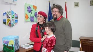 Kislányművész és gyerekkönyvek: ne ...