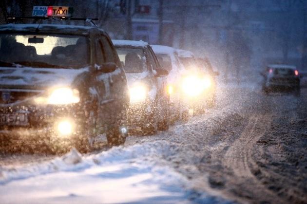 Sárga riasztás havazás és erős szél miatt
