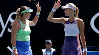 Australian Open: Babosék újra az elődöntőben