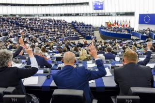 Az EP jóváhagyta Nagy-Britannia uniós tagságának megszűnéséről szóló megállapodást