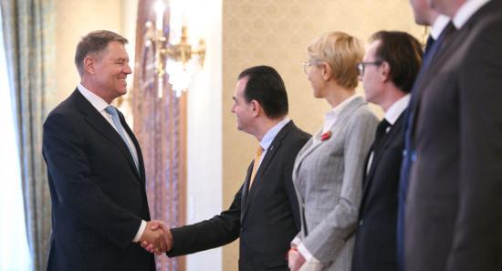 Kormányalakítás: ma egyeztet a pártokkal Iohannis