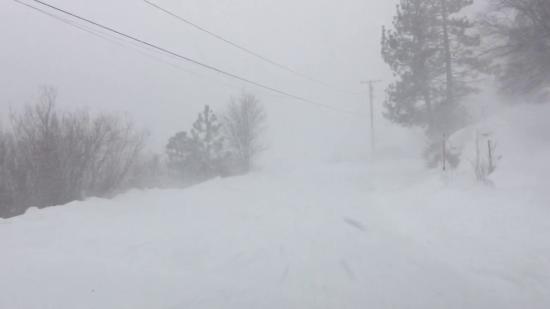 Másodfokú hóviharriadó