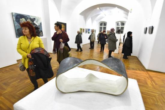 Megnyílt a BMC-kiállítás a Művészeti Múzeumban