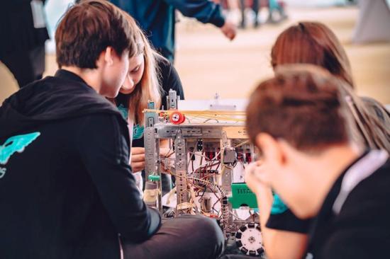 Robotika hétvége Kolozsváron
