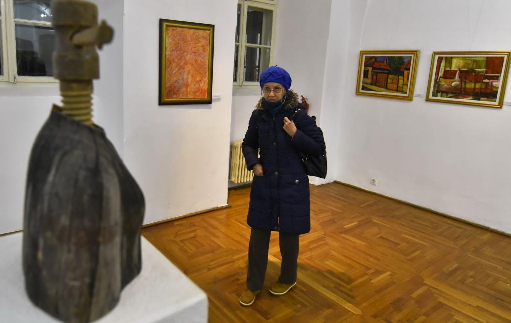 Megnyílt a BMC éves tárlata a Művészeti Múzeumban