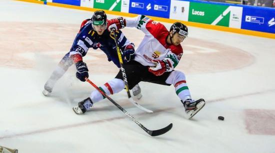 Jégkorong olimpiai selejtező: a házigazda britek legyőzésével továbbjutott a magyar válogatott