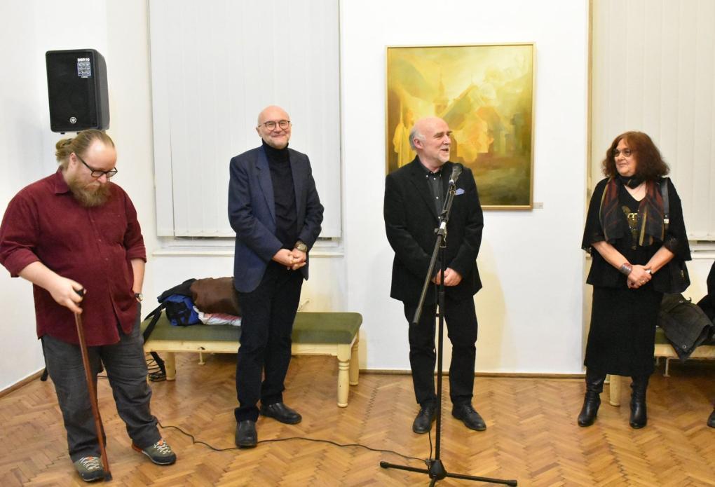Megnyílt Xantus Géza kiállítása a Művészeti Múzeumban