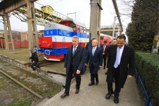Kolozsvári vasúti főműhelyek: 150 éves ...