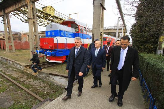 Kolozsvári vasúti főműhelyek: 150 éves múlt ünneplése