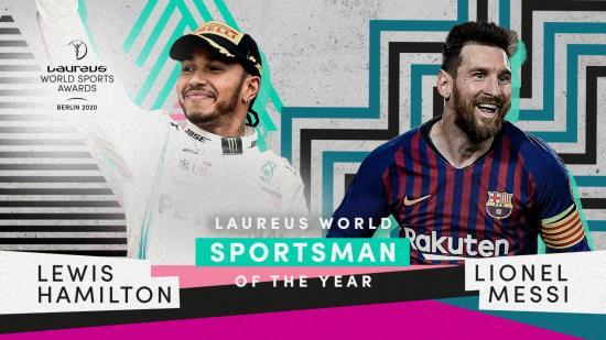 Laureus-díj: Messi és Hamilton megosztva lett az év sportolója