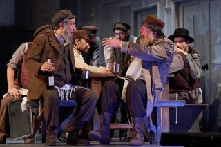 Hegedűs a háztetőn – bemutató a kolozsvári magyar színházban