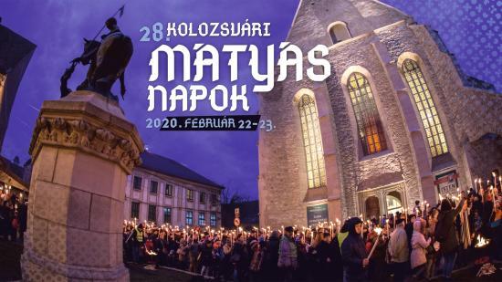 Kolozsvári Mátyás Napok zajlanak hétvégén